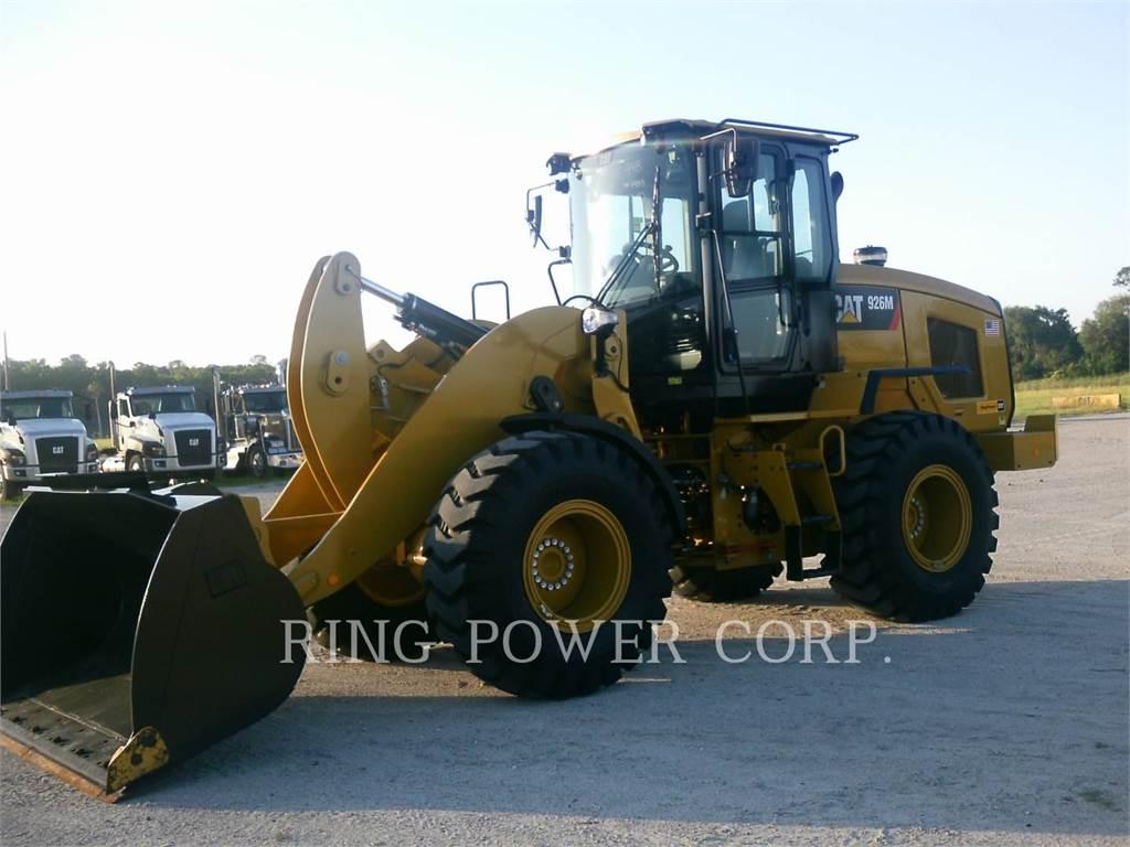 Caterpillar 926MQC, Radlader, Bau-Und Bergbauausrüstung