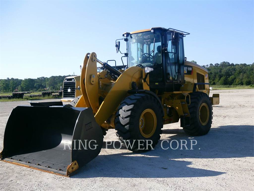 Caterpillar 926MQC, Wheel Loaders, Construction