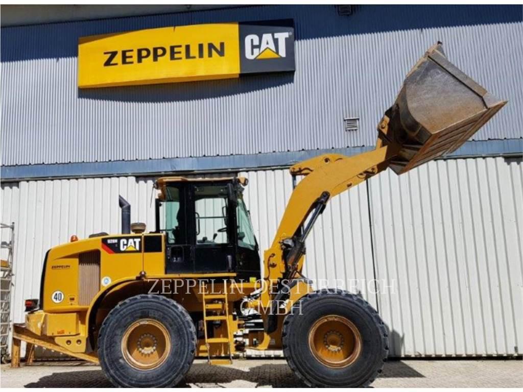 Caterpillar 928 H Z, Chargeuse sur pneus, Équipement De Construction