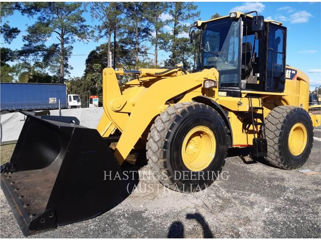 Caterpillar 928HZ, Wheel Loaders, Construction