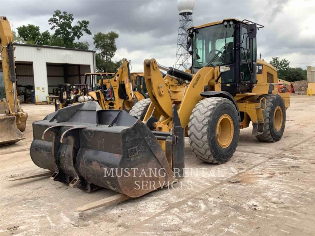 Caterpillar 930, Pás carregadoras de rodas, Equipamentos Construção