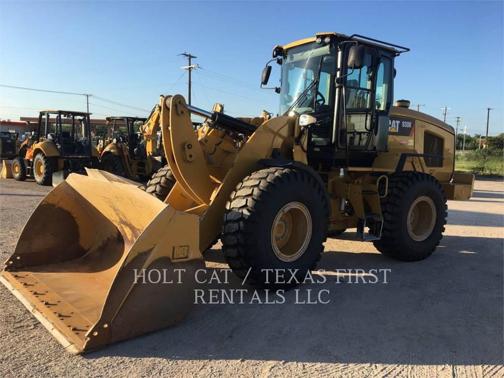 Caterpillar 930 K、ホイールローダー、建設
