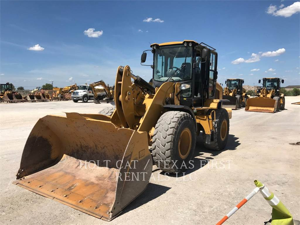 Caterpillar 930 K, Wheel Loaders, Construction
