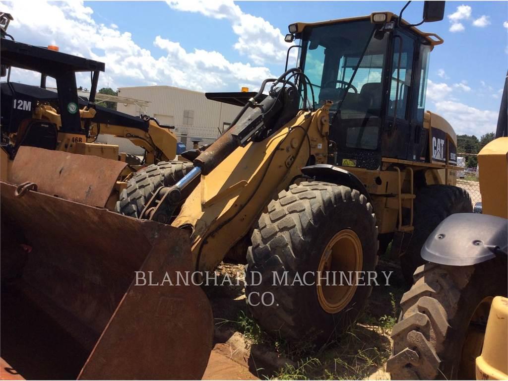 Caterpillar 930G, Chargeuse sur pneus, Équipement De Construction
