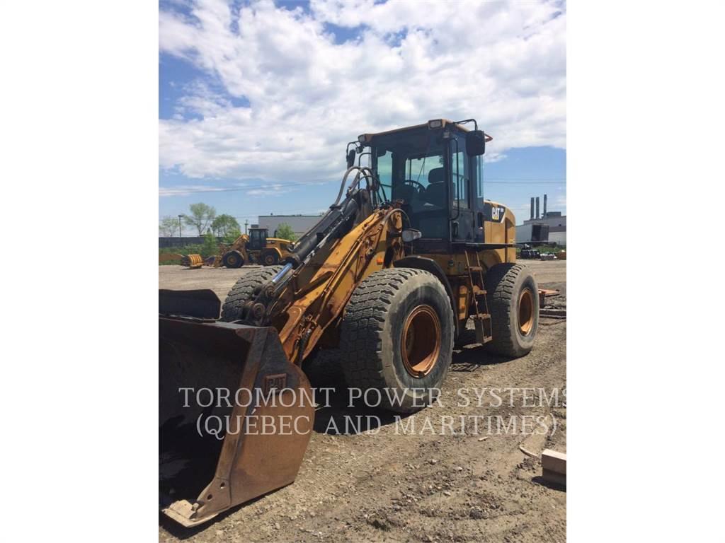 Caterpillar 930H、ホイールローダー、建設