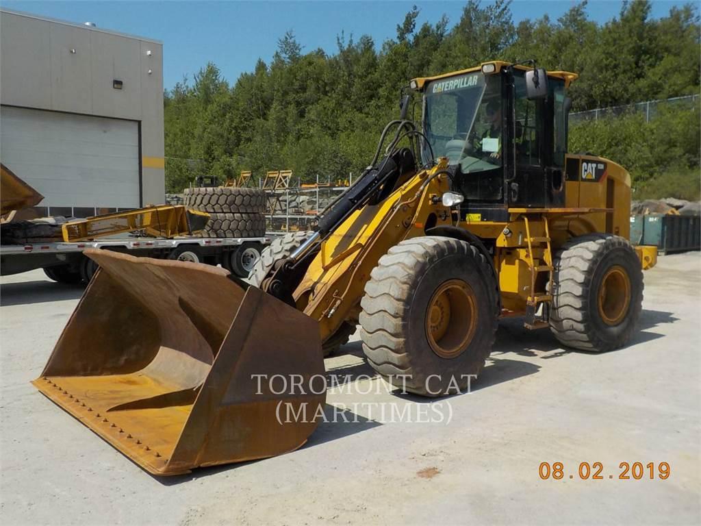Caterpillar 930H, Ładowarki kołowe, Sprzęt budowlany