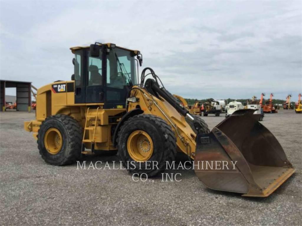 Caterpillar 930H, Chargeuse sur pneus, Équipement De Construction