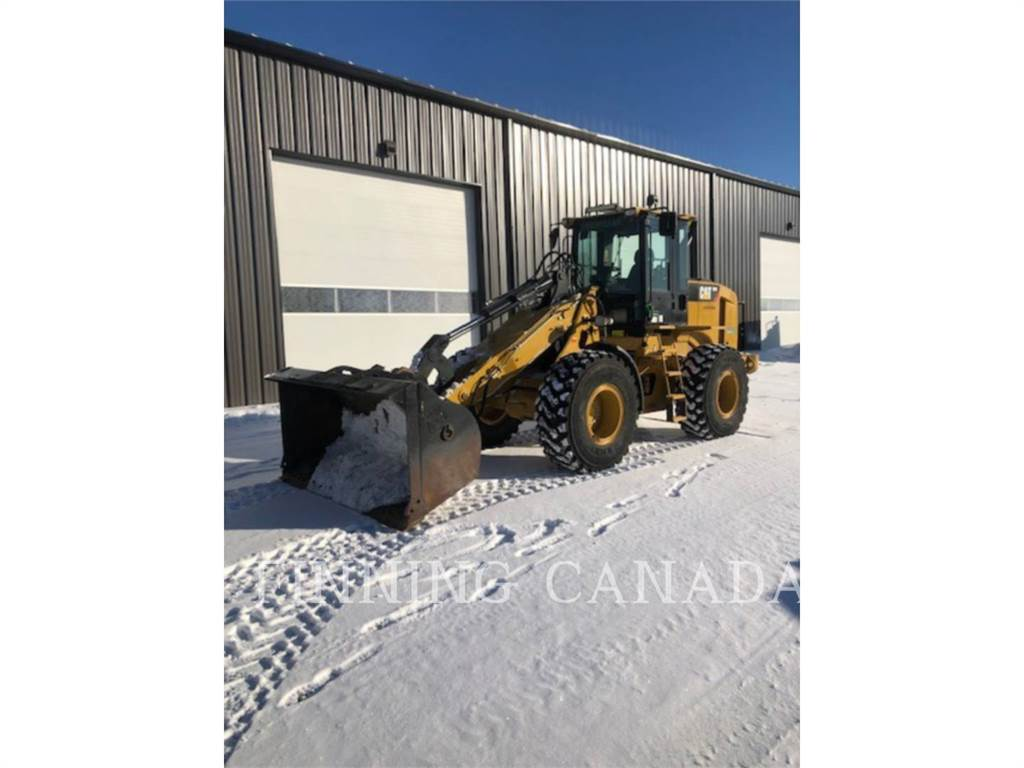 Caterpillar 930H, Wheel Loaders, Construction