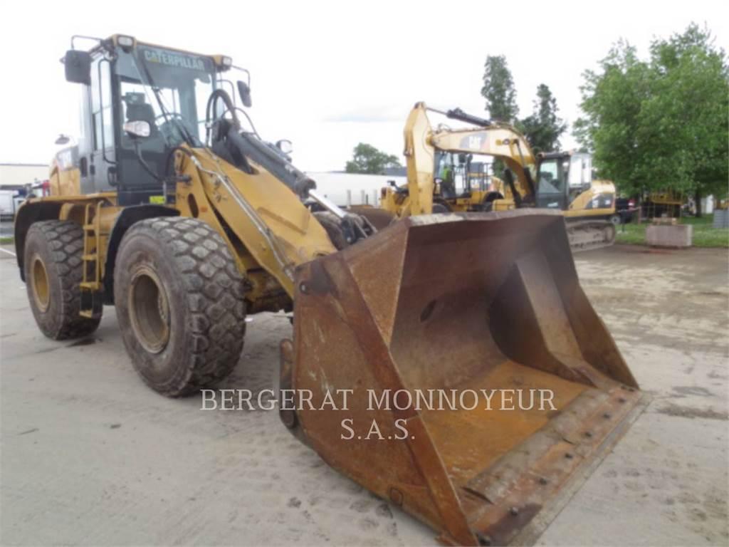 Caterpillar 930H, Radlader, Bau-Und Bergbauausrüstung