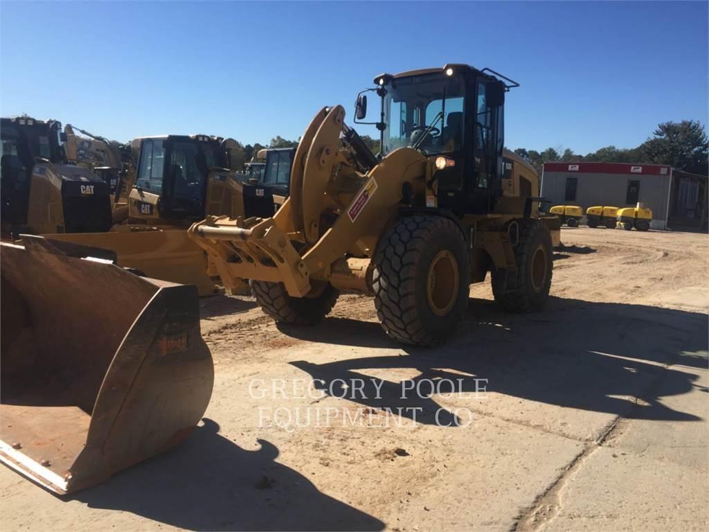Caterpillar 930K, Chargeuse sur pneus, Équipement De Construction