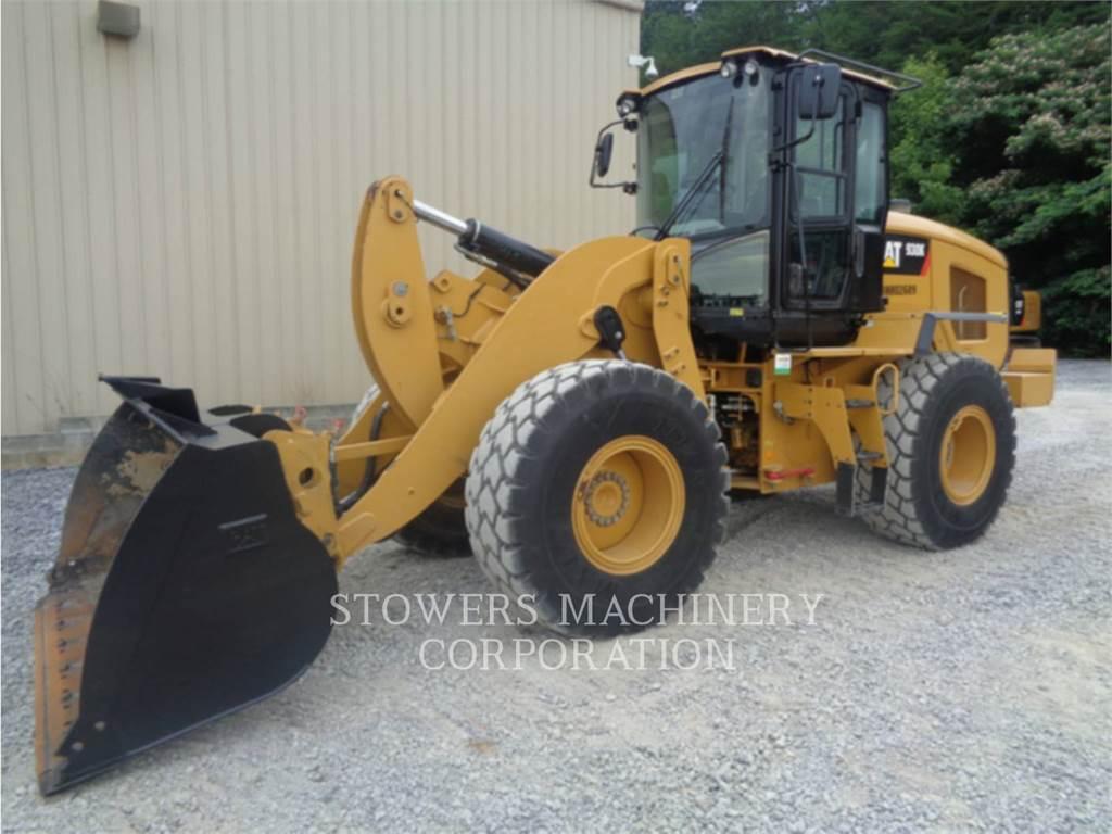 Caterpillar 930K, Pás carregadoras de rodas, Equipamentos Construção