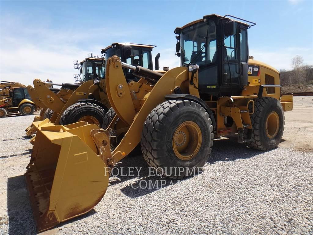 Caterpillar 930K、轮式装载机、建筑设备