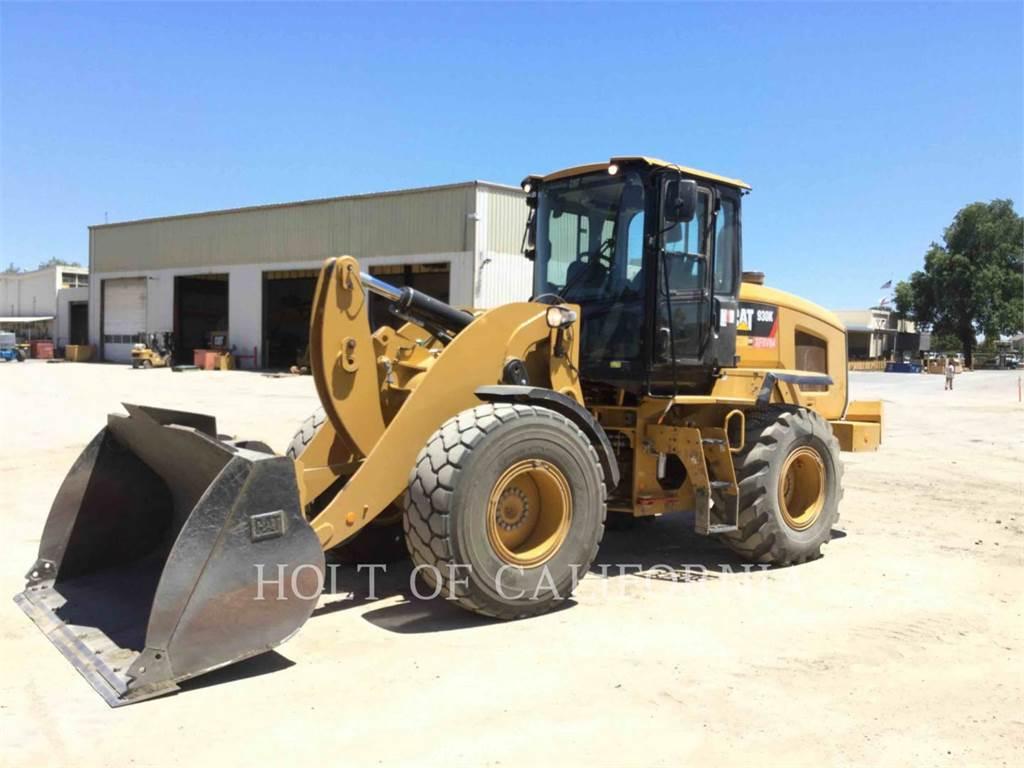 Caterpillar 930K、ホイールローダー・タイヤショベル、建設