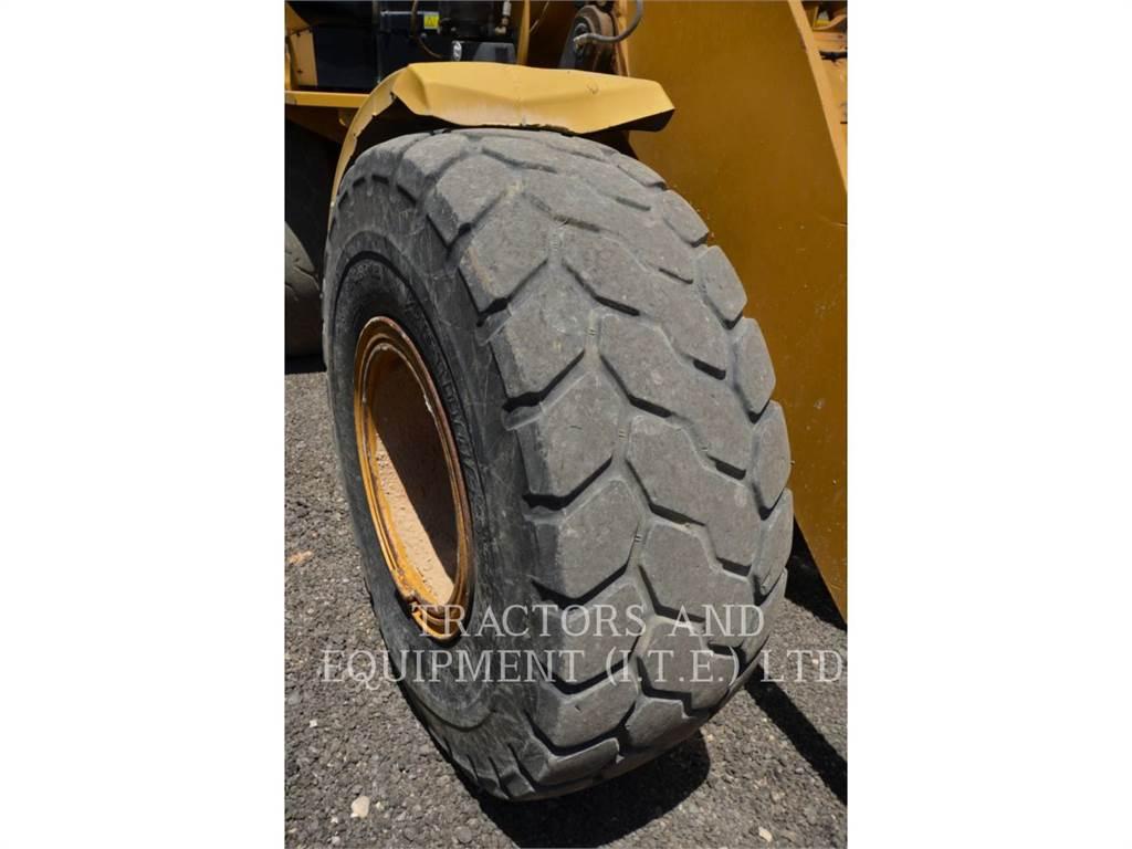 Caterpillar 930K, Incarcator pe pneuri, Constructii