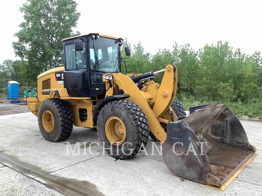 Caterpillar 930K 3Q, Wheel Loaders, Construction