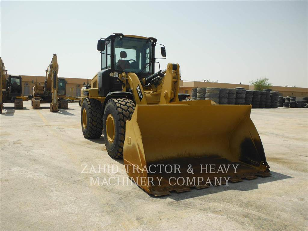 Caterpillar 930K, Wheel Loaders, Construction