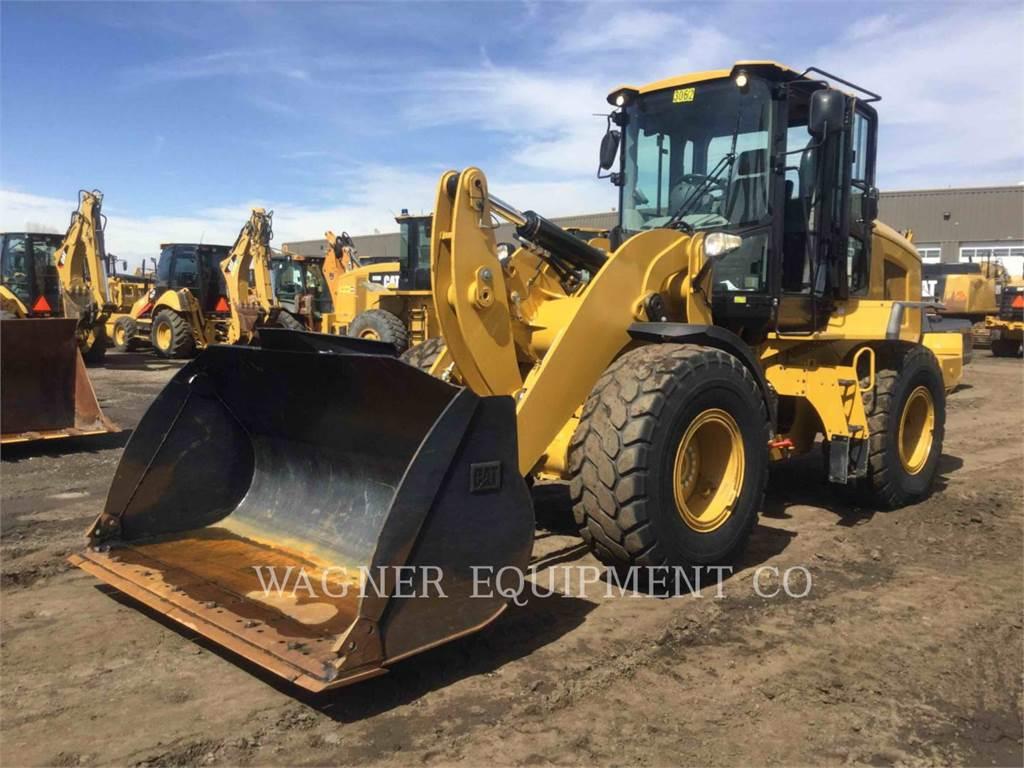 Caterpillar 930K FC, Chargeuse sur pneus, Équipement De Construction