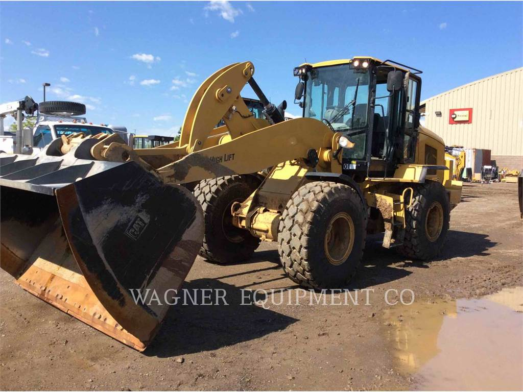 Caterpillar 930K FCHL, Wheel Loaders, Construction