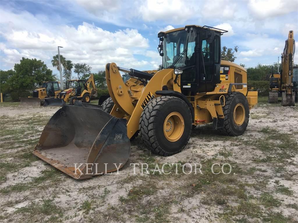 Caterpillar 930M、ホイールローダー、建設
