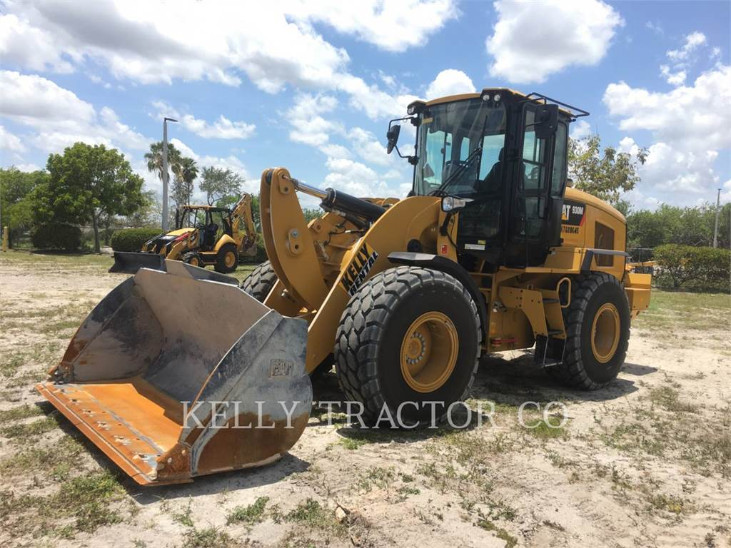 Caterpillar 930M, Chargeuse sur pneus, Équipement De Construction