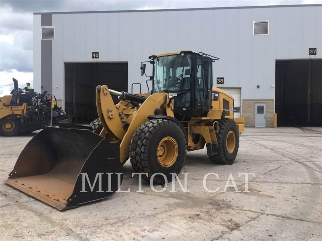 Caterpillar 930M, Cargadoras sobre ruedas, Construcción