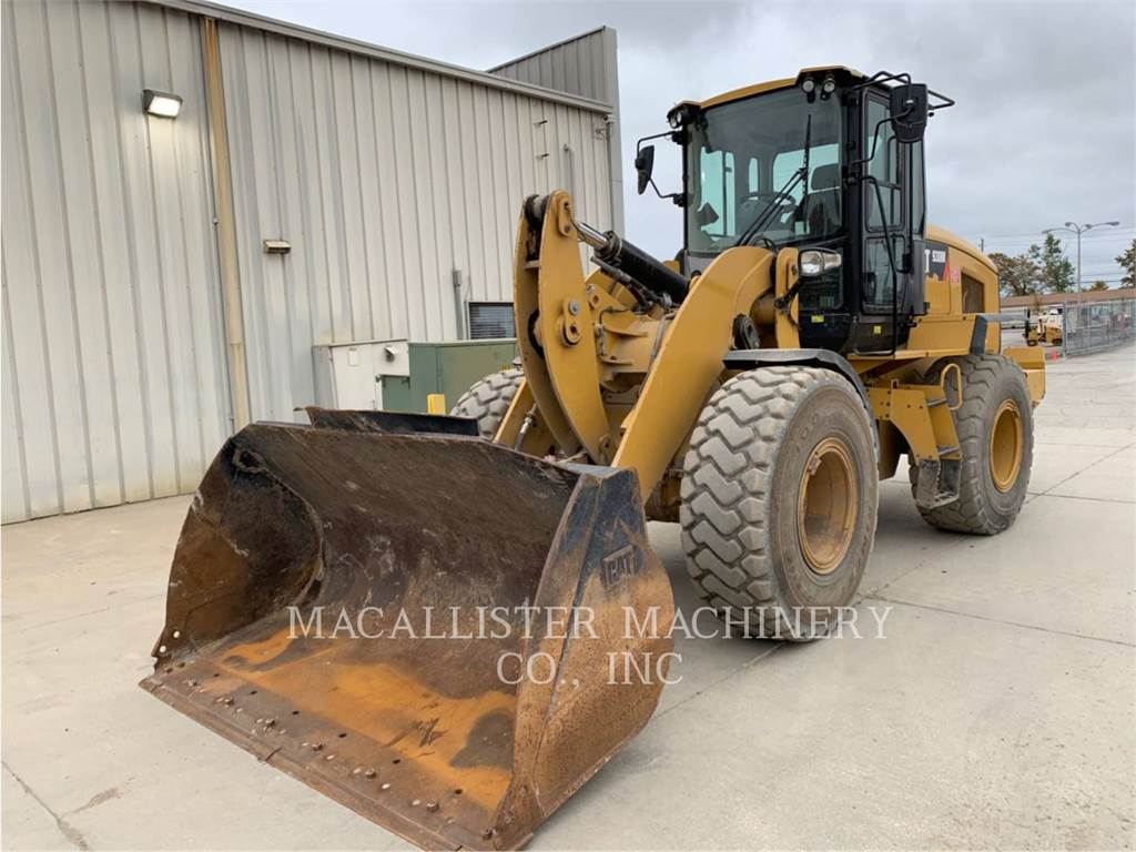 Caterpillar 930M, Wheel Loaders, Construction