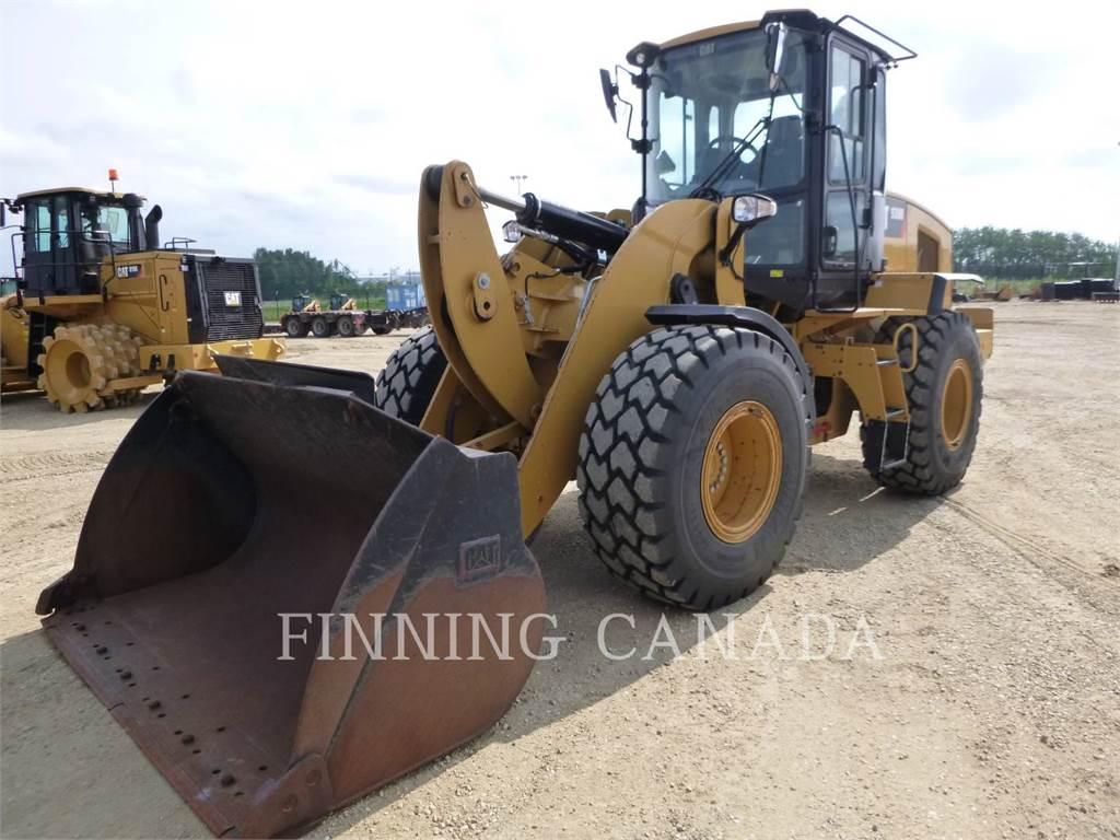 Caterpillar 930M, Pás carregadoras de rodas, Equipamentos Construção