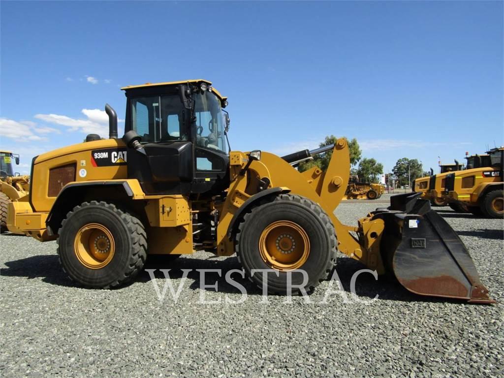 Caterpillar 930M, Wheel Loaders, Construction