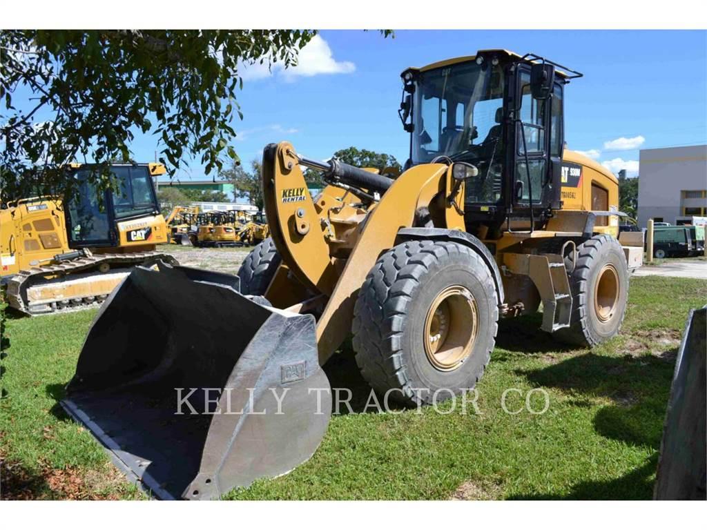 Caterpillar 930M, Ładowarki kołowe, Sprzęt budowlany