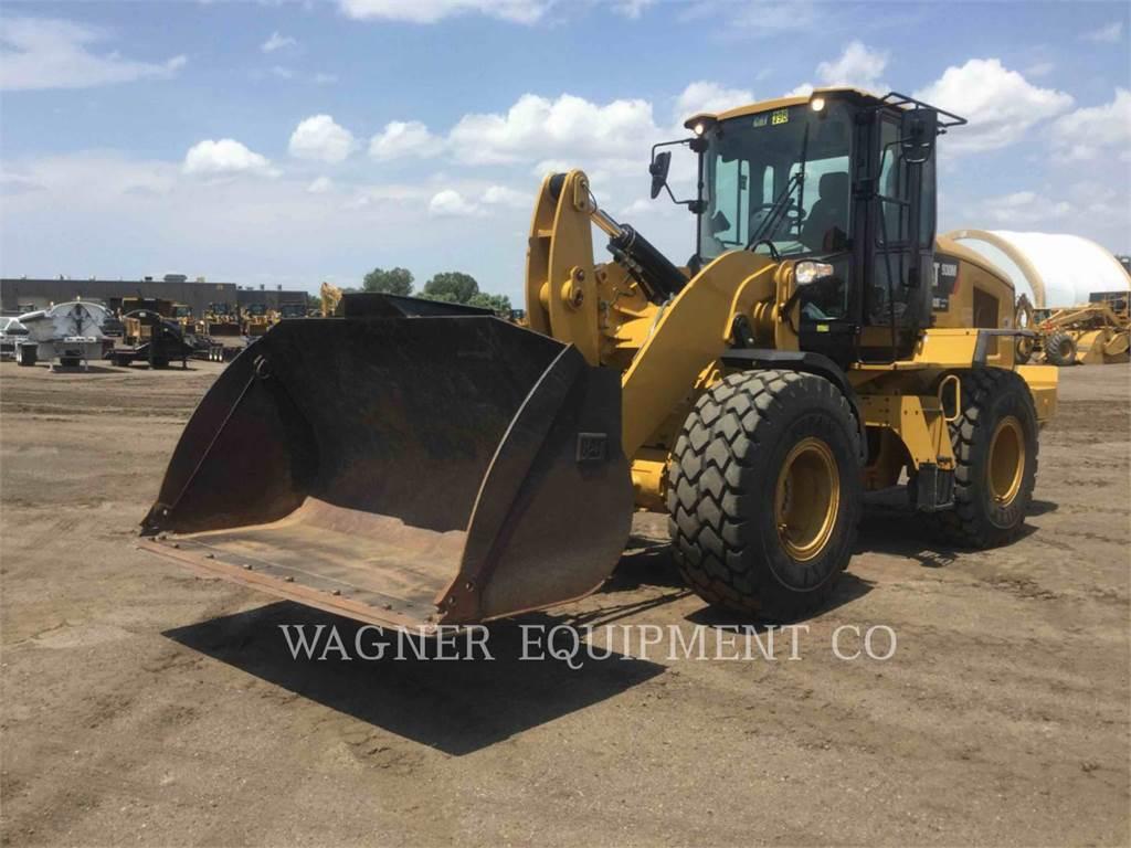 Caterpillar 930M FC, Chargeuse sur pneus, Équipement De Construction