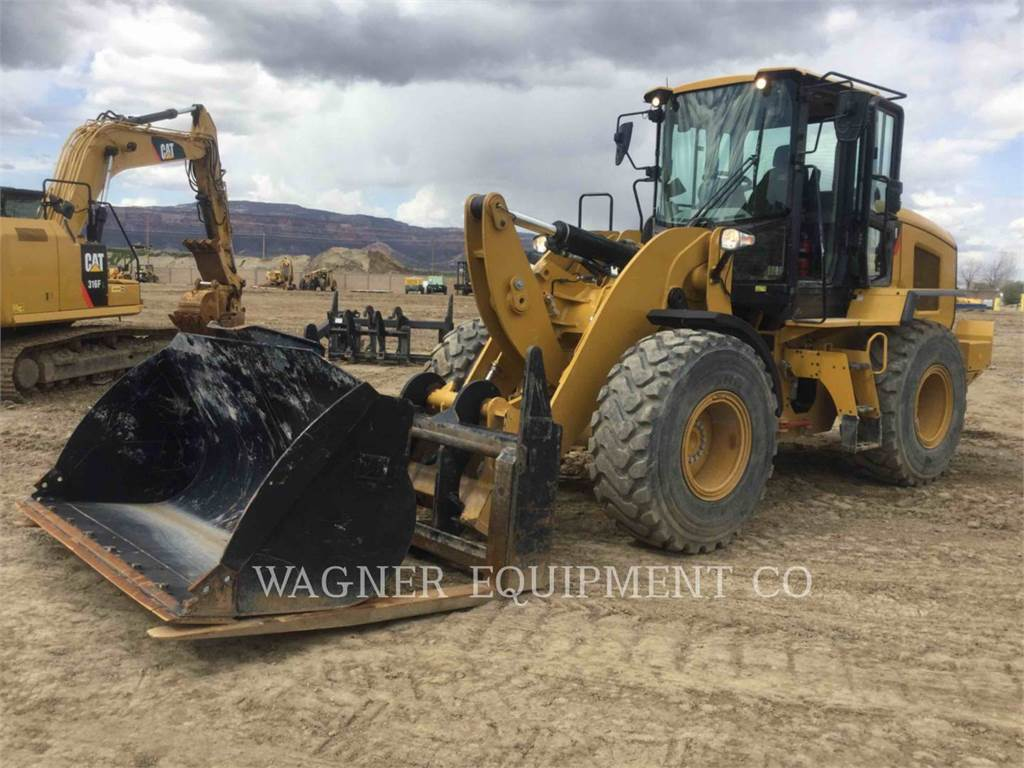 Caterpillar 930M FC, Wheel Loaders, Construction