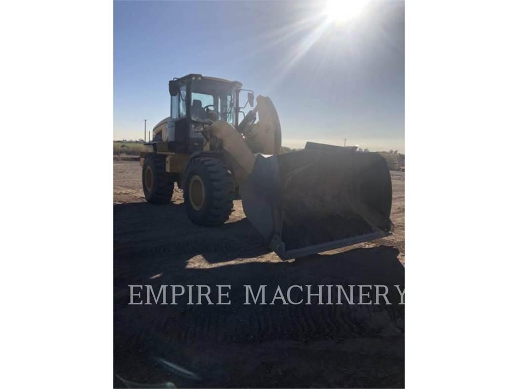 Caterpillar 930M FC, Incarcator pe pneuri, Constructii