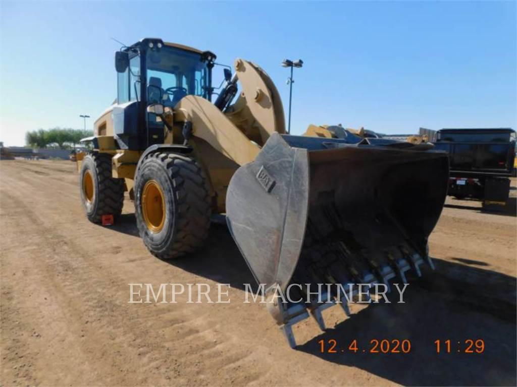 Caterpillar 930M FC, Ładowarki kołowe, Sprzęt budowlany