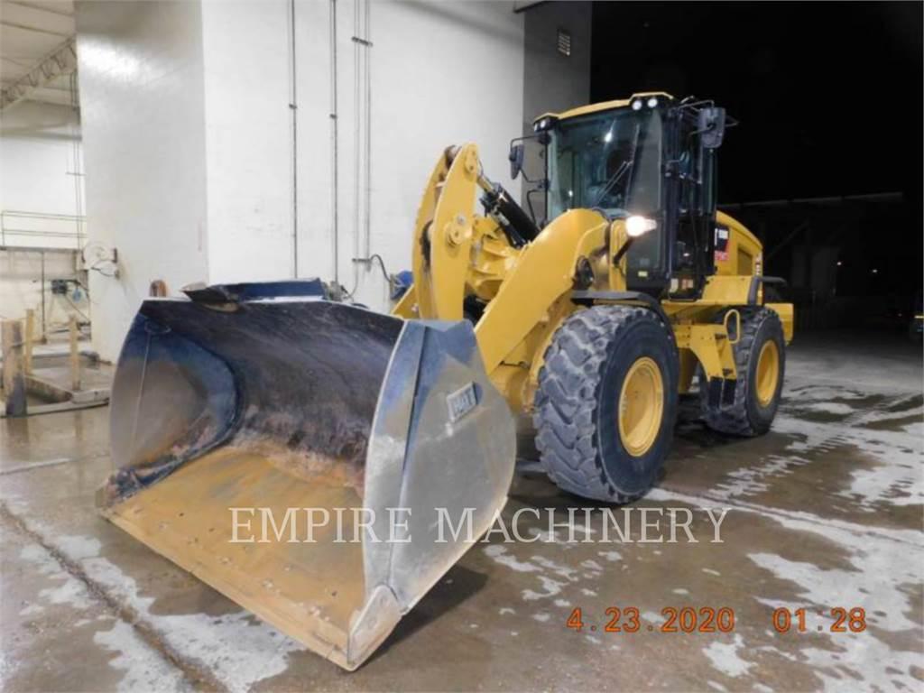 Caterpillar 930M FC, Wielladers, Bouw