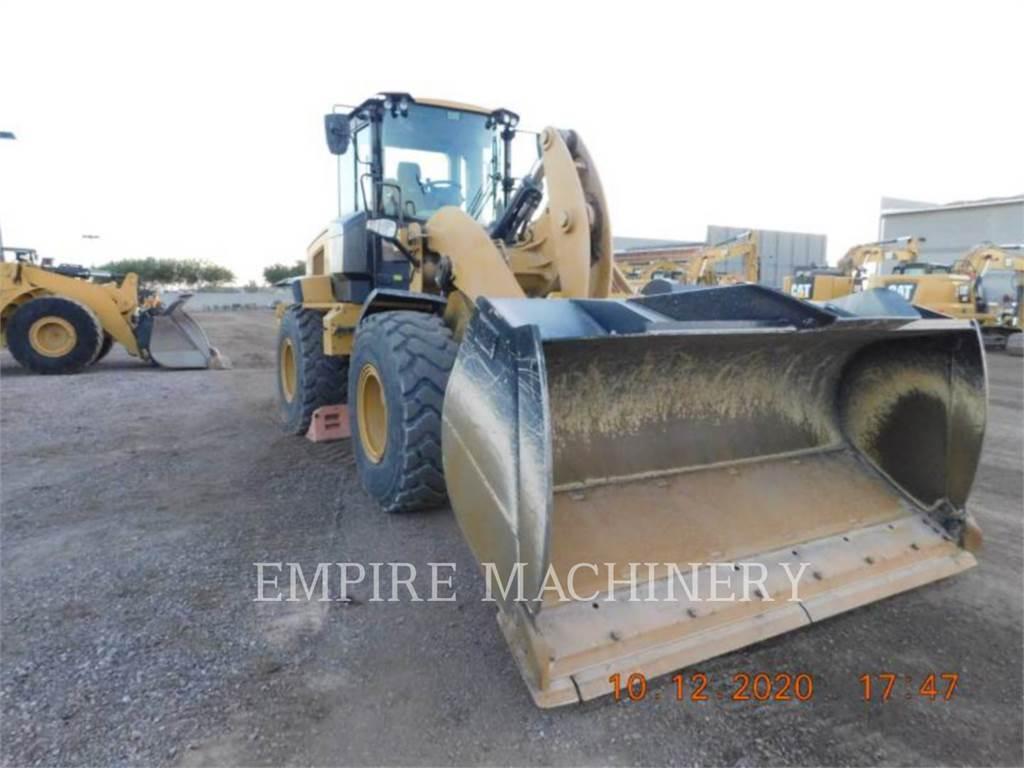 Caterpillar 930M FC, Cargadoras sobre ruedas, Construcción