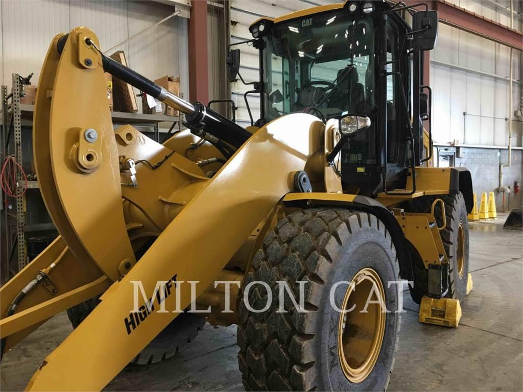 Caterpillar 930M HL, Cargadoras sobre ruedas, Construcción