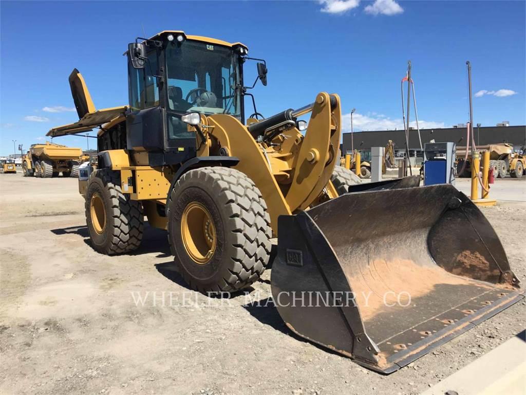 Caterpillar 930M QCF, Chargeuse sur pneus, Équipement De Construction