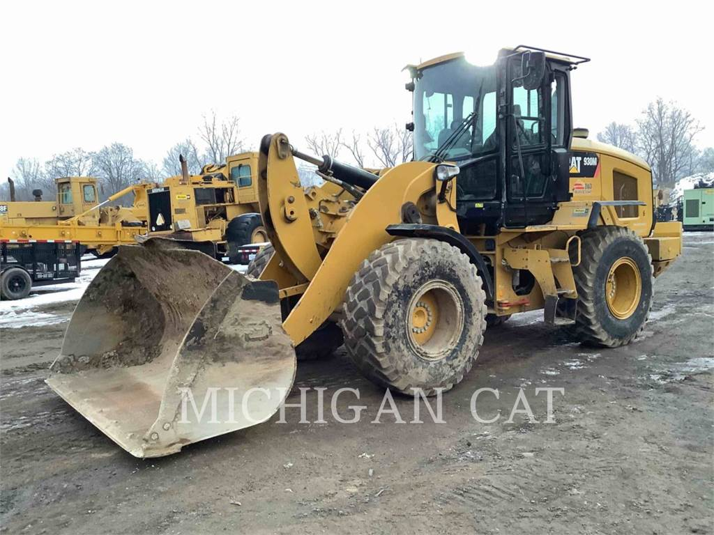 Caterpillar 930M RQ, Wheel Loaders, Construction