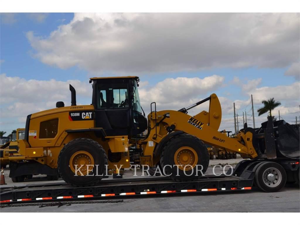 Caterpillar 938 M HIGH LIFT, Incarcator pe pneuri, Constructii