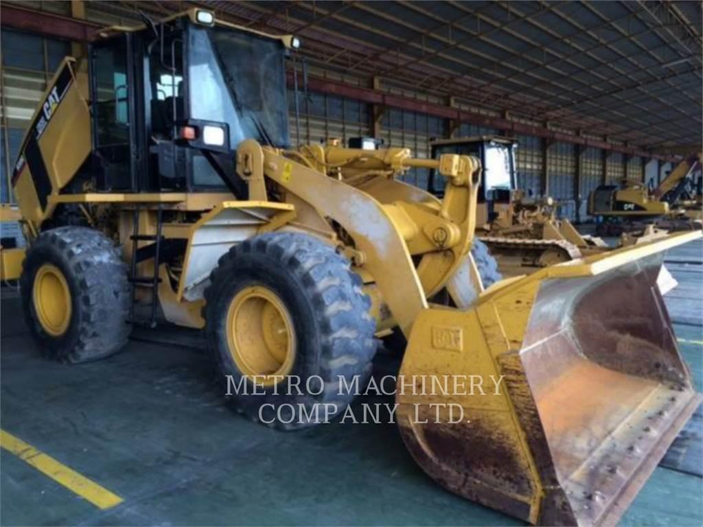 Caterpillar 938G, Ładowarki kołowe, Sprzęt budowlany