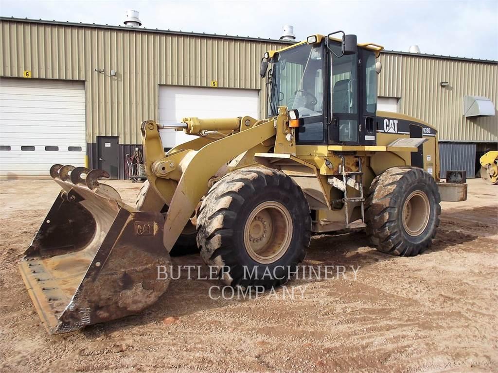 Caterpillar 938G, Wheel Loaders, Construction
