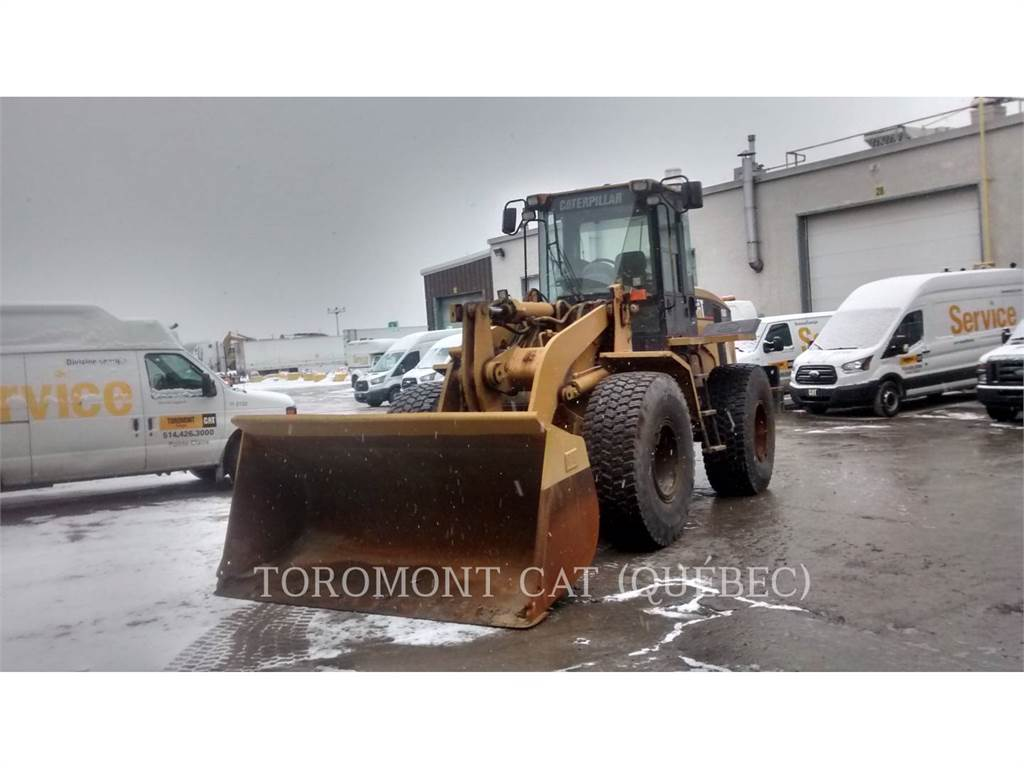 Caterpillar 938GII, Wheel Loaders, Construction