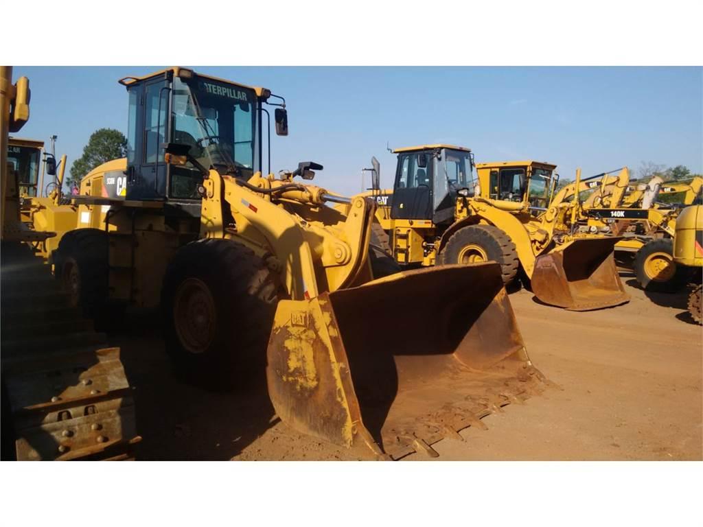 Caterpillar 938H, Chargeuse sur pneus, Équipement De Construction