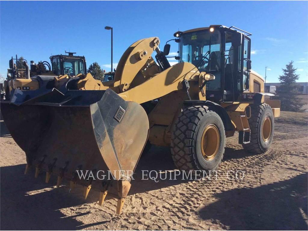 Caterpillar 938K, Chargeuse sur pneus, Équipement De Construction