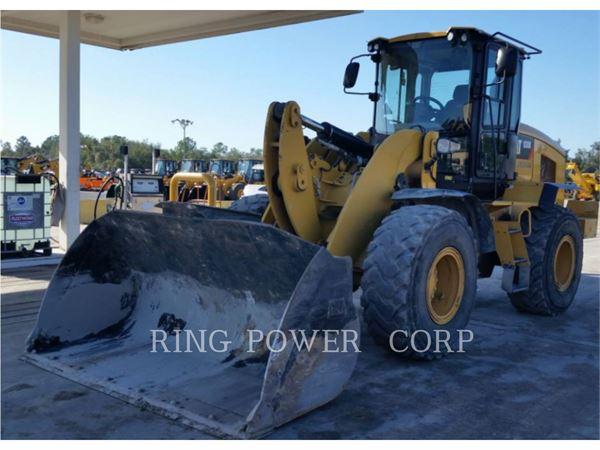 Caterpillar 938K、ホイールローダー、建設