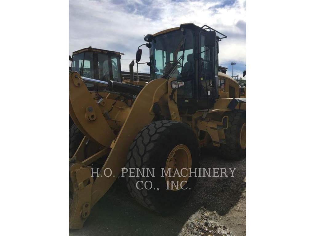 Caterpillar 938K, Pás carregadoras de rodas, Equipamentos Construção