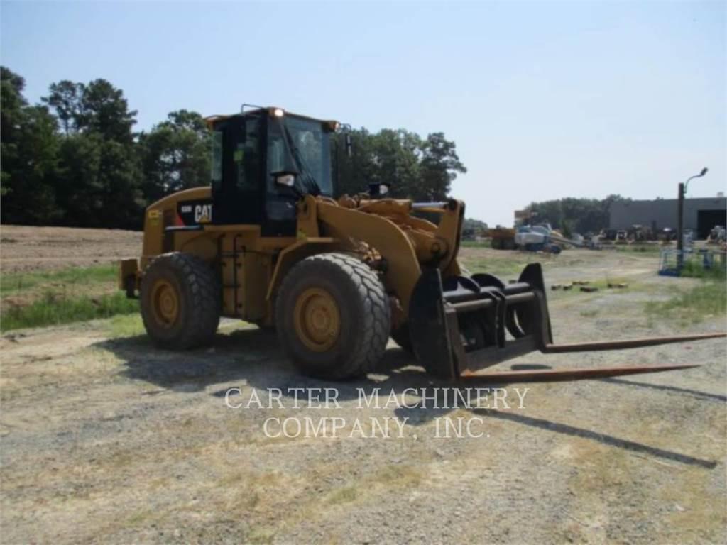 Caterpillar 938K 3VFS, Pás carregadoras de rodas, Equipamentos Construção