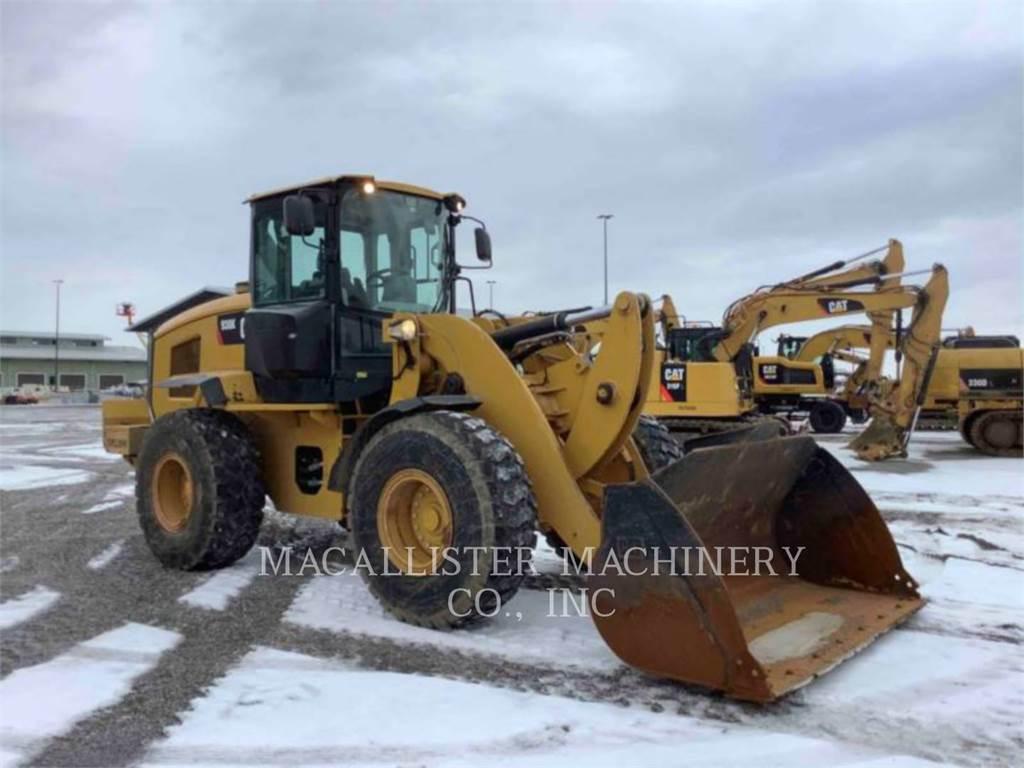 Caterpillar 938K、轮式装载机、建筑设备