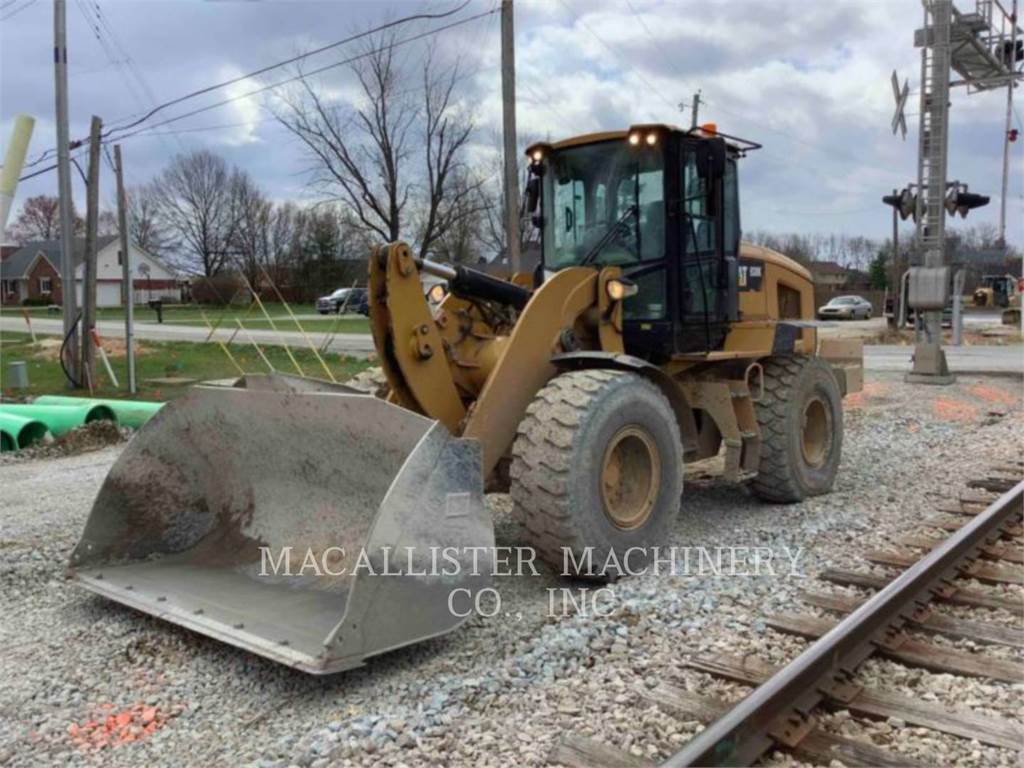 Caterpillar 938K, Wheel Loaders, Construction