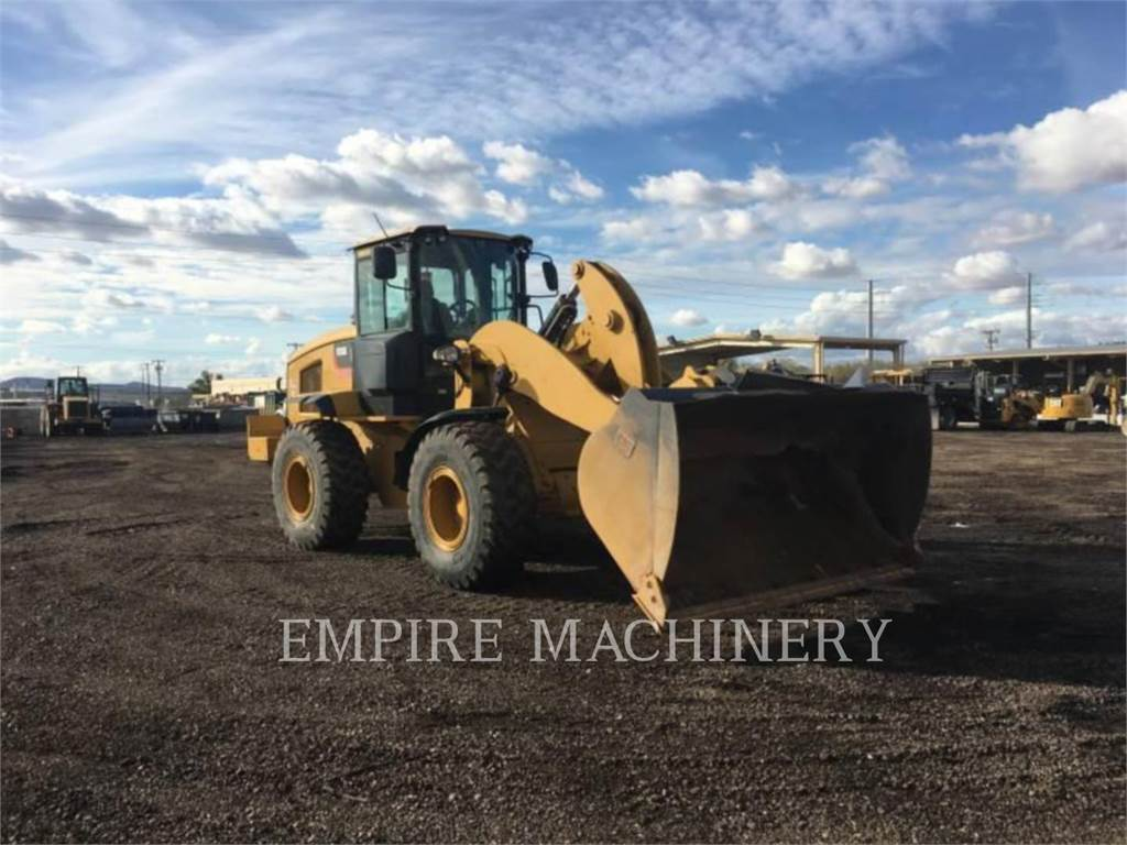 Caterpillar 938K FC, Wheel Loaders, Construction